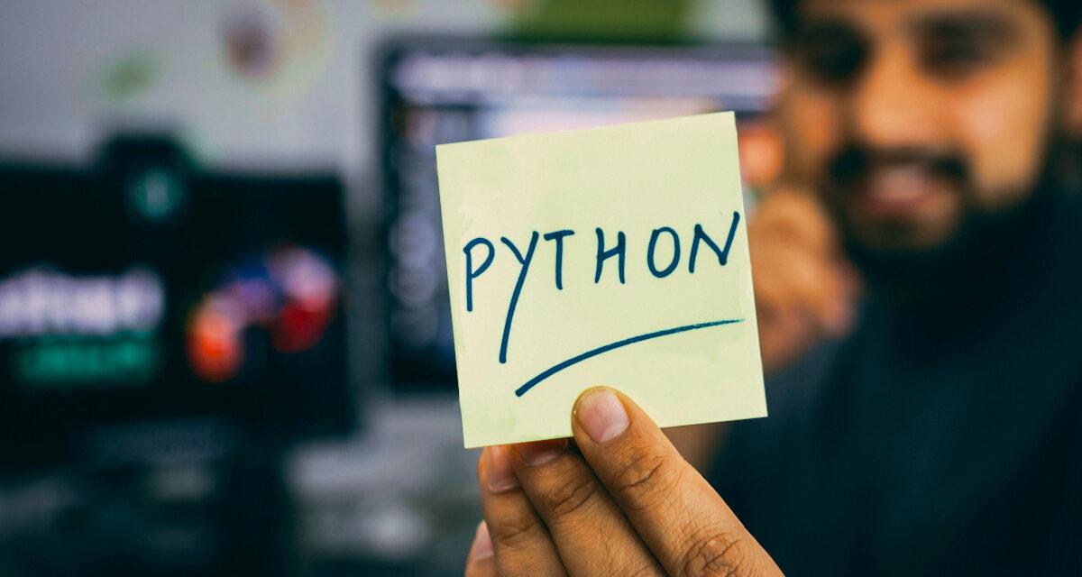Algorytm Euklidesa w języku Python