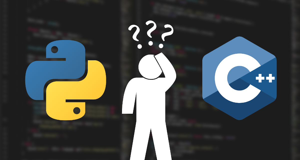 Python a C++
